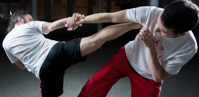 MMA Self Defense